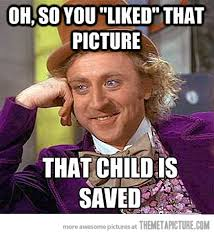 Facebook Like Baiting